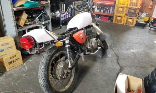 静岡県 富士市 SS400 買取 バイク買取 旧車
