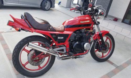 静岡県 浜松市 バイク買取 Z400GP
