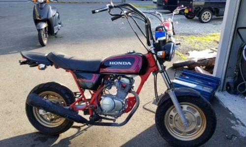エイプ50 買取 バイク 買い取り 4ミニ