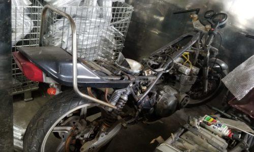 ゼファー400 バイク買取 バイク引き取り 静岡県 沼津市 バイク廃車 処分