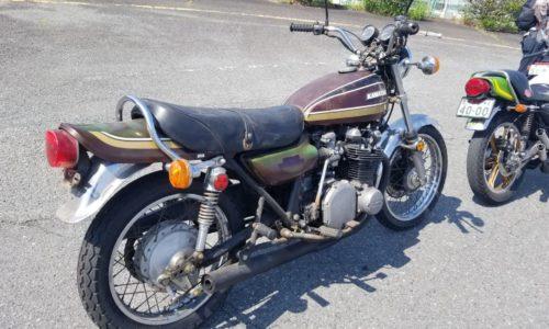 旧車買取 バイク買取 Z2 Z750RS