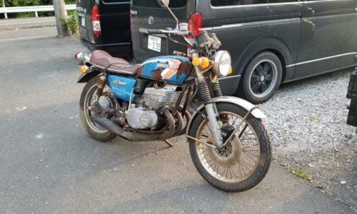 GT380 国内物 神奈川県 横浜市 旧車 買取 バイク屋