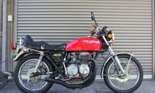 バイク買取 CB400F 静岡市 買取 旧車
