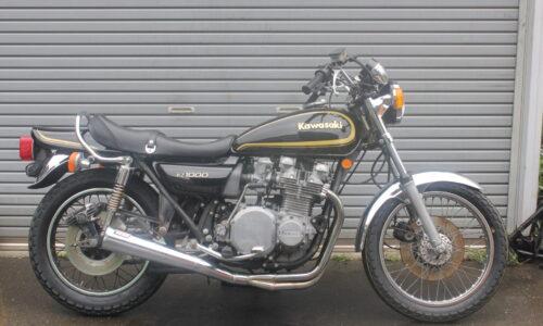 カワサキ KZ1000 高価買取