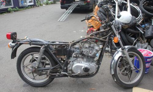 GS400 乗らなくなったバイク 旧車 スズキ 不動 故障 バイク買取 旧車買取 静岡県 静岡市 葵区