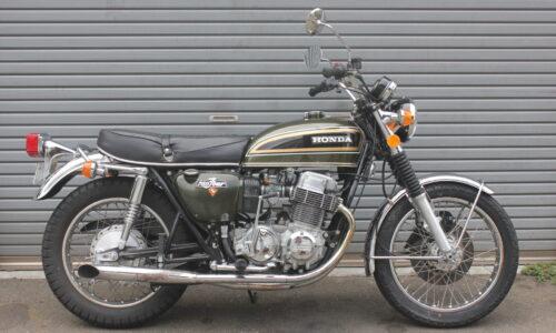 ホンダ CB750K4 エンジン実働 好調 きれい 旧車 高価買取